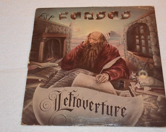 Kansas Leftoverture LP Album Record Vinyl