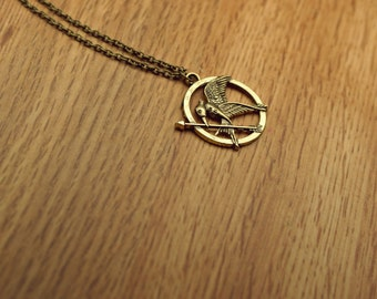 Mockin' J  necklace