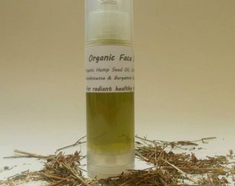 Organic Face Serum / free shipping