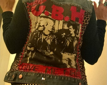 SUNDAYS BEST / G.B.H. Punk Vest