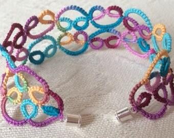 Lace Bracelet: Summer