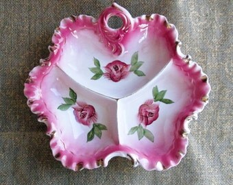 Floral Wall Art | Pink Rose Decor