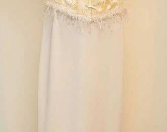 CUTE Prom/Occasion dress. Corset and skirt size 8