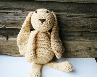 Crochet stuffed animal - Bunny