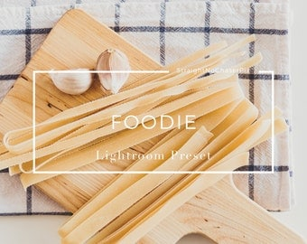 Foodie: A delicious Lightroom Preset For Food Photography