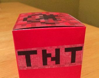 Minecraft TNT Box Invites
