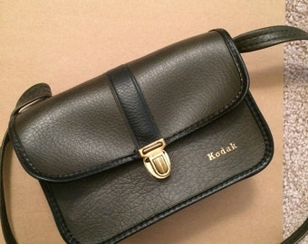 Vintage Kodak Camera Bag Purse