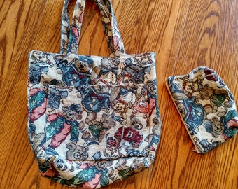 Whimsical Bear Bag