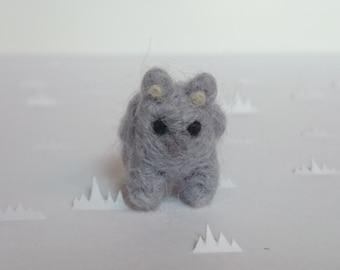 Stone Grey Baby Gwiffin Gwiflet