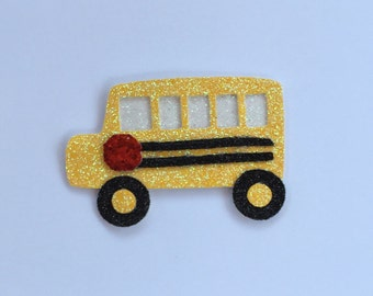Sparkly School Bus