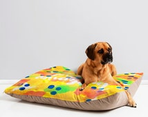 Pet Bed ~ Life is Pretty Amazing, colorful pet furniture, warm pet cushion, washable cat cushion, portable pet bedding, christmas pet gift