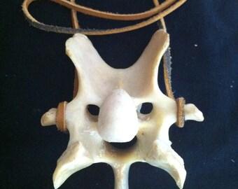 Alien Deer Necklace