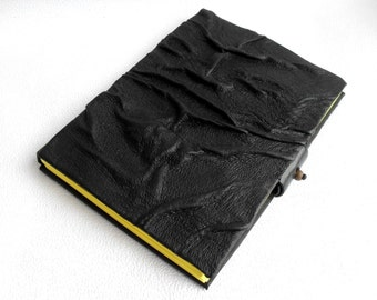 HANDMADE NOTEBOOK LEATHER