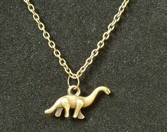All Of My Friends Are Dead (Bronze Apatosaurus)