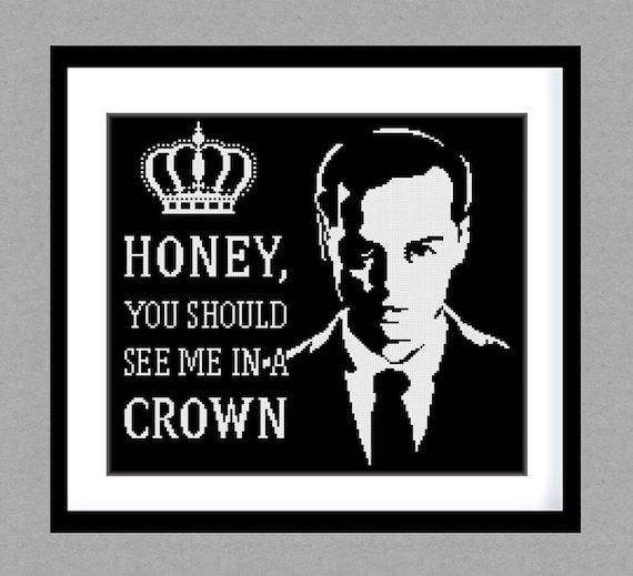 Buy 2 get 1 free. Moriarty quote - cross stitch pattern (#P- 1212). Sherlock bbc - cross stitch pattern. Modern cross stitch pattern.