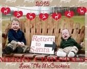 McCracken Christmas Card