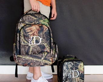 Personalized Backpack/ Camo Backpack/ FREE MONOGRAM