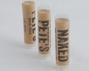 Birch Mint Lip Balm (3 Pack)