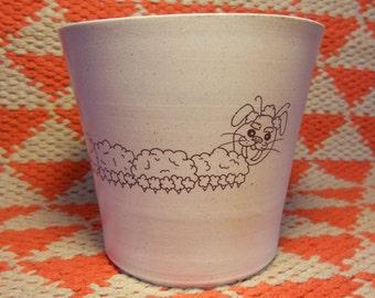 Poodlepede Ceramic Cup
