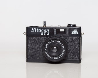Siticon ST-3 vintage camera