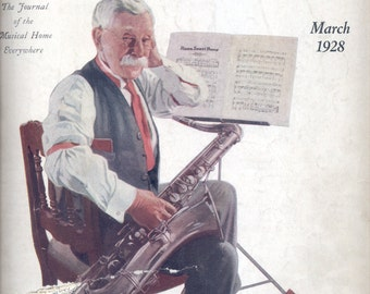 The Etude: Music Magazine, March 1928
