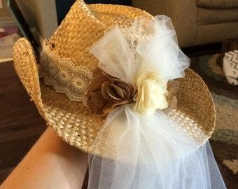 Cowgirl Veil