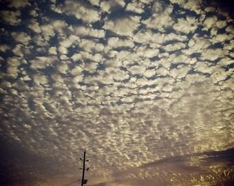 Louisiana Summer Sky