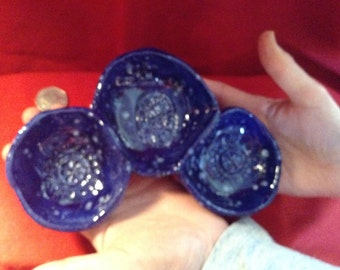 Hand Made Pottery Tea Light Holder