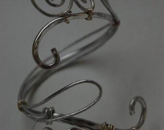 aluminium bracelet