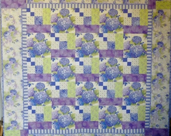 PICCADILLY Patchwork Quilt