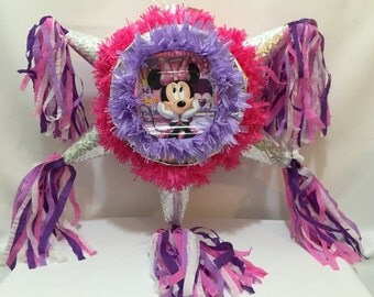 Fast Shipping Minnie Mouse Pinata