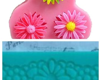 Daisy Design Sugarcraft Fondant Set