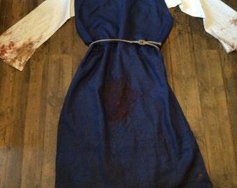 Handmade 'Medieval Nun' Halloween Costume