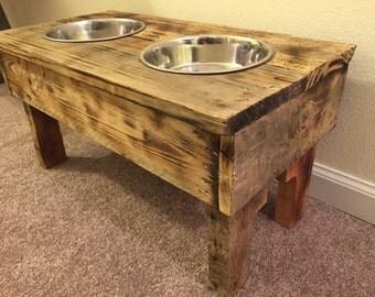 Elevated Dog Bowl