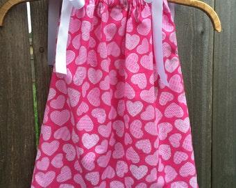 Heart Pillowcase Dress