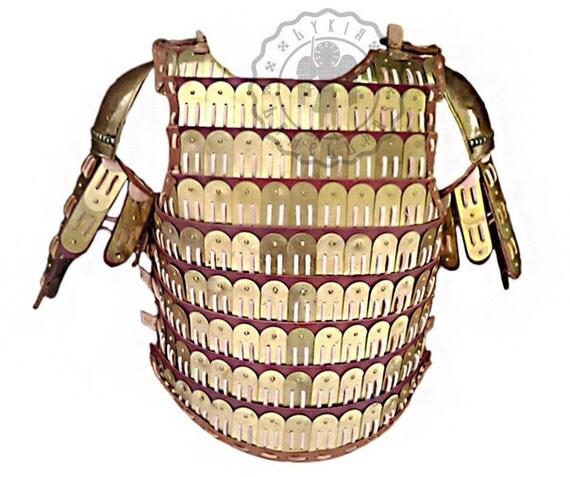 Byzantine lamellar klibanion medieval armour  Byzantine lamel...