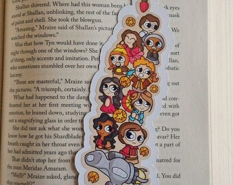 Firefly Bits Traditional Bookmark / BT335