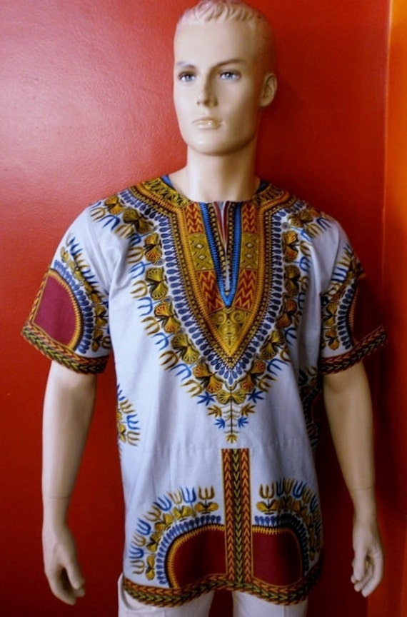 Traditional African Dashiki  eBay