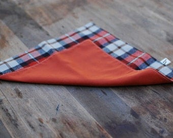 Hook 'Em Handkerchief - Double layered