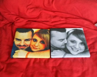 Personalised Picture Canvas Offer