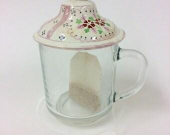 Floral Vintage Tea For One