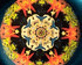 Seashore Spirit Kaleidoscope
