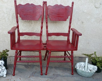 Patio Bench - NEW Custom Made Shabby Chic Porch Bench - One Of A Kind