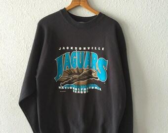 RARE 1993 NFL Jacksonville Jaguars Vintage Sweatshirt