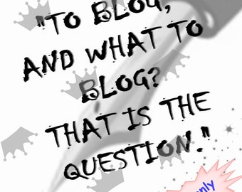 Hashtag Blogger