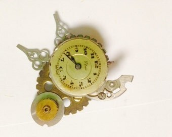 Watch Piece pin