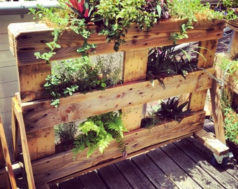 Vertical Garden On Stand - Shipping NOT Included