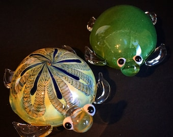 Sea Turtle Pipes