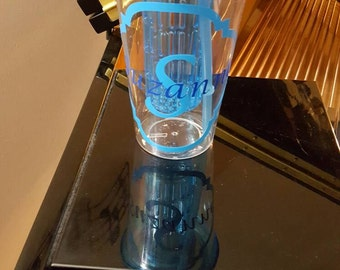 Personalized Infusion Tumbler