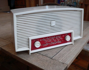 Vintage radio bluetooth speaker - Ferranti M55 converted